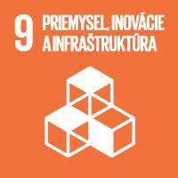 Priemysel, inovácie a infraštruktúra